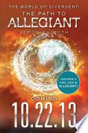 Allegiant Pdf/ePub eBook