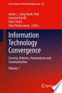 Information Technology Convergence Book