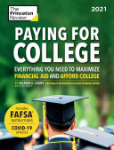 Paying for College 2021