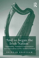 'And so began the Irish Nation'