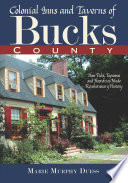 Colonial Inns and Taverns of Bucks County