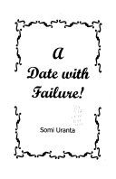A Date with Failure