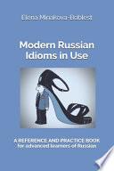 Modern Russian Idioms in Use