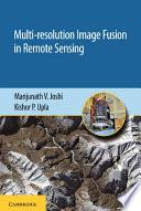 Multi-resolution Image Fusion in Remote Sensing