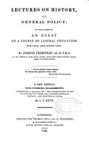 The theological and miscellaneous works of Joseph Priestley