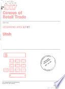 1987 Census Of Retail Trade