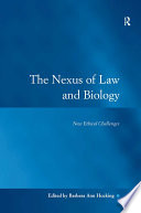 The Nexus Of Law And Biology