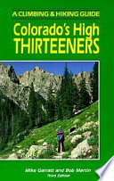 Colorado's High Thirteeners