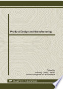 Product Design and Manufacturing Book