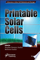 Printable Solar Cells Book