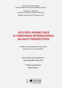 Pdf Les Etats Arabes Face A l'Arbitrage International Bilan et Perspectives Telecharger