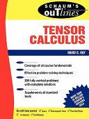 Schaum s Outline of Tensor Calculus