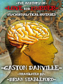 Pdf The Anatomy of Love and Murder: Psychoanalytical Fantasies Telecharger