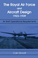 The RAF and Aircraft Design