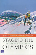 Staging the Olympics