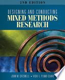 Designing And Conducting Mixed Methods Research Book PDF