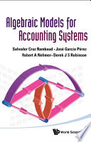 Algebraic Models for Accounting Systems