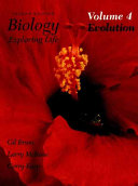 Biology, Evolution, Chapters 33-35