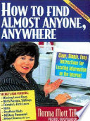 How to Find Anybody, Anywhere