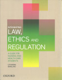 Integrating Law Ethics And Regulation