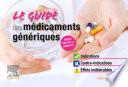 Le Guide Des Medicaments Generiques