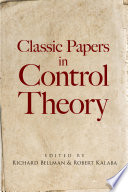 Classic Papers in Control Theory Book