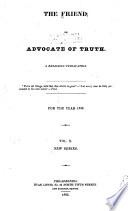 The Friend  Or  Advocate of Truth