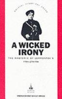 A Wicked Irony