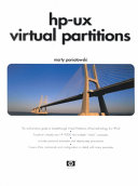 HP UX Virtual Partitions