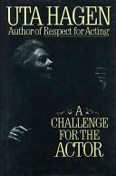 Challenge For The Actor Book PDF
