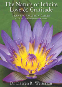 The Nature of Infinite Love & Gratitude Transformation Cards