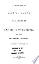 Annual Report of the Board of Regents of the University of Minnesota to the Governor