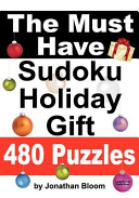 The Must Have Sudoku Holiday Gift 480 Puzzles