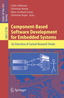Component-Based Software Development for Embedded Systems: An ...