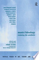 Music/ideology