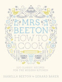 Mrs Beeton How to Cook Book