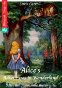 Alice's Adventures in Wonderland (English Italian edition illustrated)