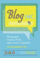 Blog, Inc. Pdf/ePub eBook