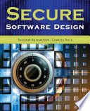 Secure Software Design Book