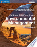 Books - New Cambridge Igcse� And O Level Environmental Management Coursebook | ISBN 9781316634851