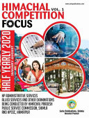 Himachal Competition Focus   Half Yearly 2020   January to August