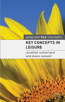 Key Concepts in Leisure