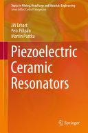 Piezoelectric Ceramic Resonators