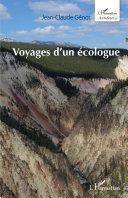 Voyages d'un écologue [Pdf/ePub] eBook