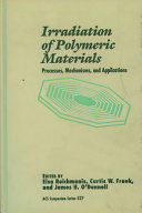Irradiation Of Polymeric Materials
