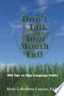 Don   t Talk with Your Mouth Full