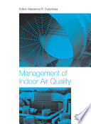 Management of Indoor Air Quality Book
