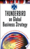 Thunderbird on Global Business Strategy