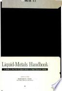 Liquid-metals handbook