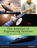 Cover of The Analysis of Engineering Systems (Custom Edition)